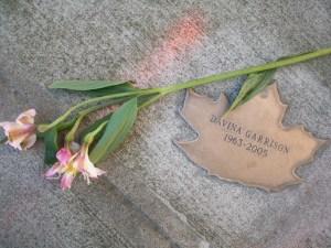 Davina Garrison 1963-2005