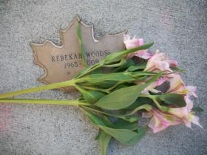 Rebekah Woods 1965-2009