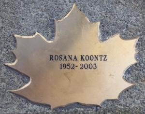 Rosana Koontz