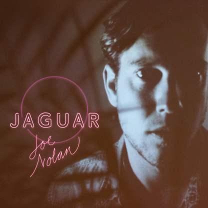 Cover shot of Joe Nolan - Jaguar