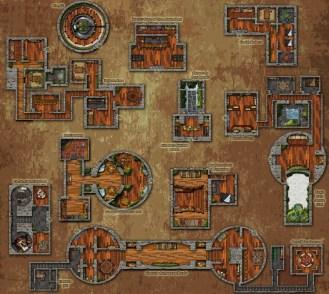 Clontstead: Interior