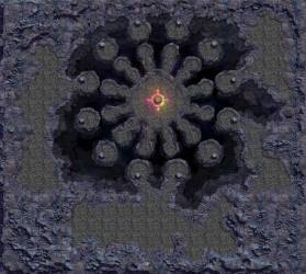 arena map encounter maps boss underground dungeon battle roll basement falleron arcade penny fantasy forums
