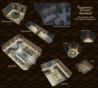 Koemann Estate: Interior