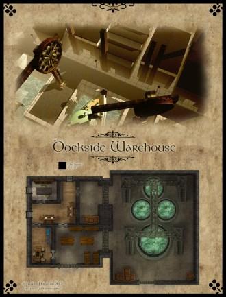 Dockside Warehouse - Day