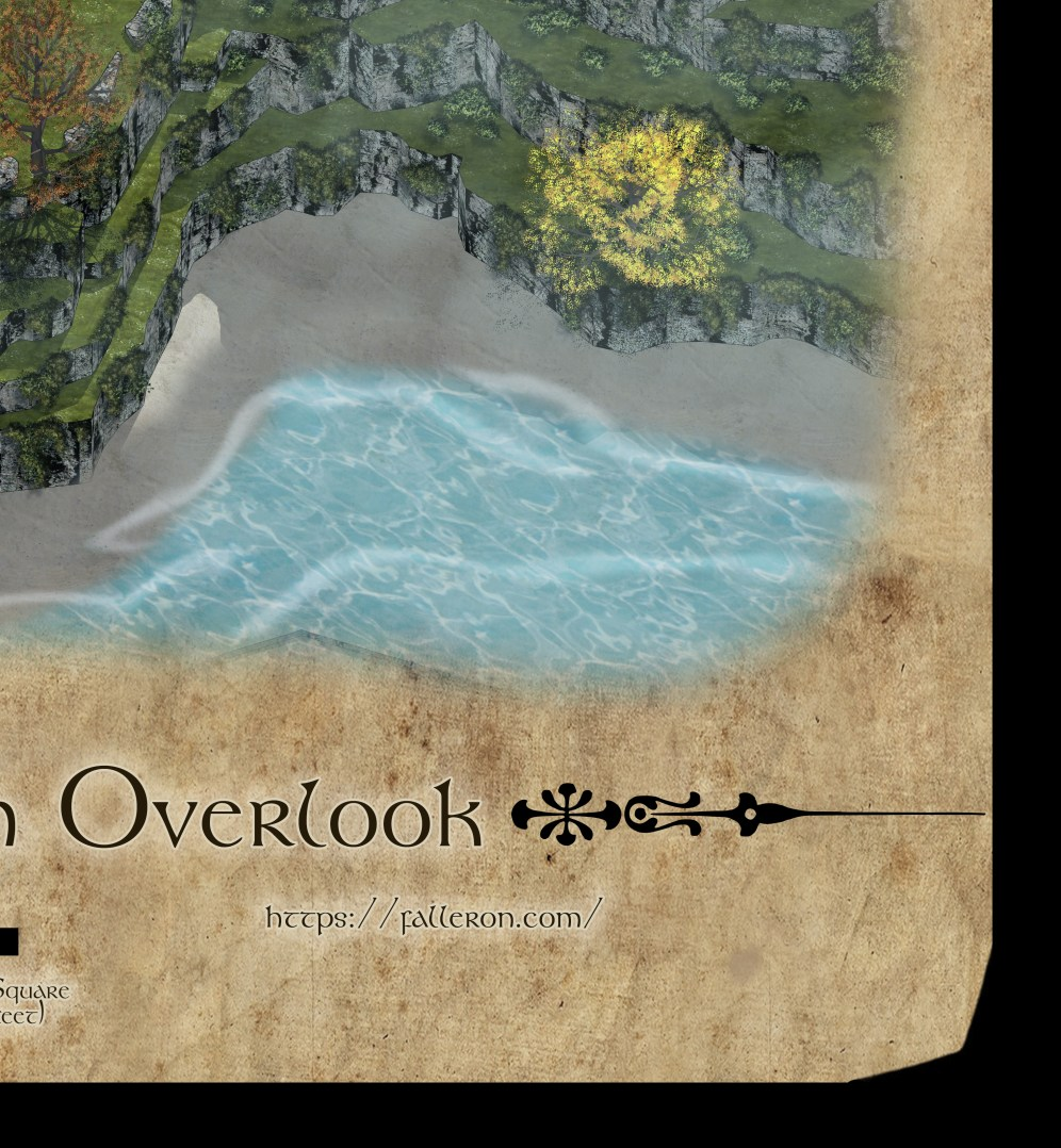 Lake Charm Overlook q4