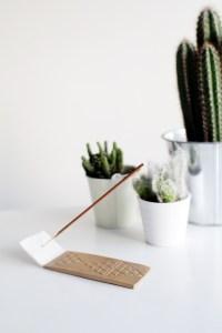DIY Incense Holder | Fall For DIY | Bloglovin