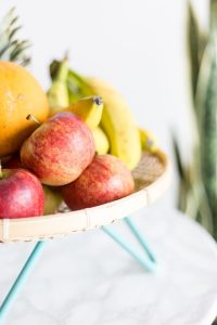 How to Make a DIY Midcentury Fruit Basket | Fall For DIY