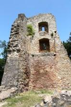 Ruine Schneeburg -- ruins we hiked to