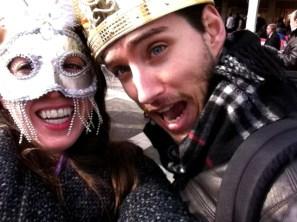 Carnevale in Venezia!