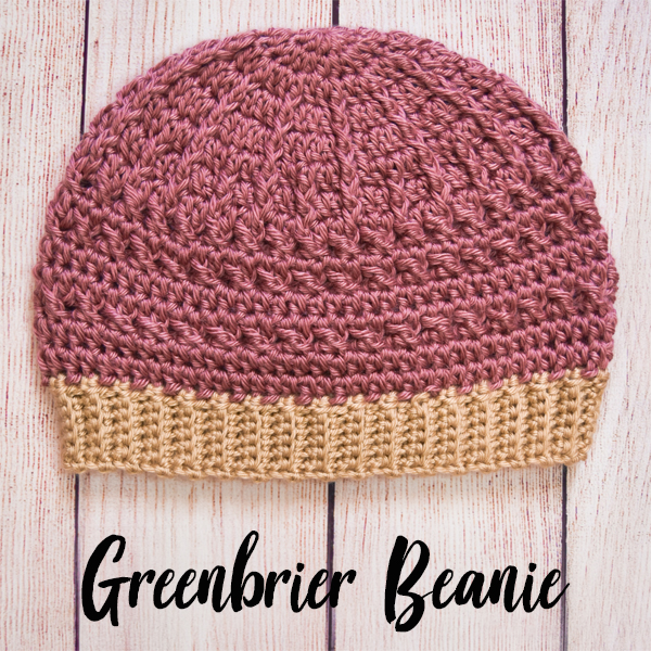 Falling Spring Crochet Greenbrier Beanie Crochet Pattern Gallery Thumbnail