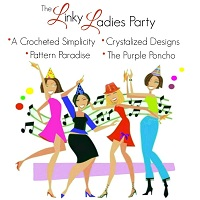 The Linky Ladies Party Button