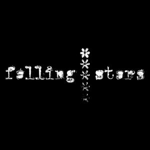 falling stars - rock n roll band - stranded in the future