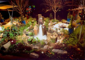 2005 fgs water feature