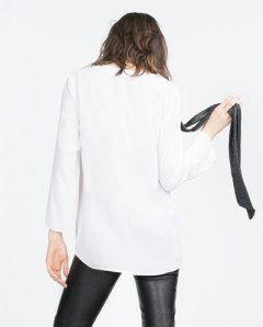 GuessWhat! witte blouse