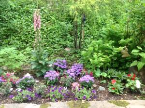 Faerie garden first view