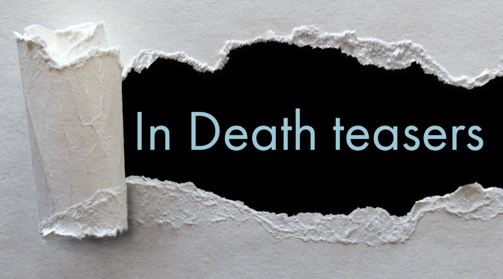 Vendetta in Death teasers | Fa...