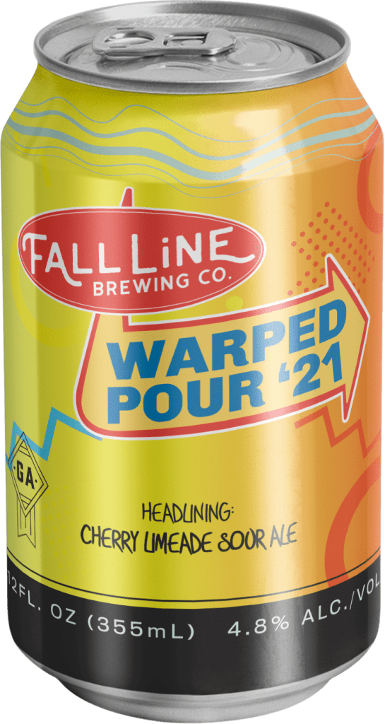 Warped Pour '21 Cherry Limeade