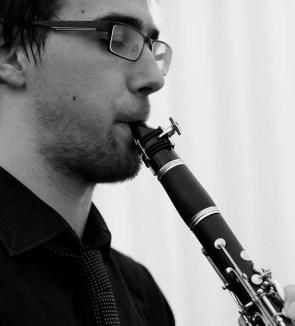 Tom Howells (bass clarinet)
