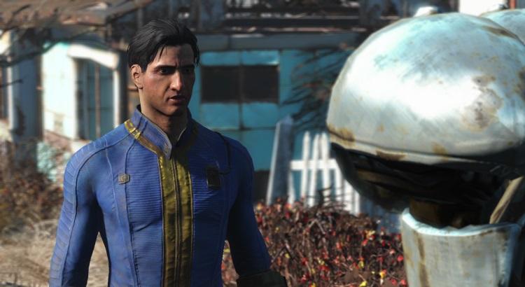 Fallout 4 - główny bohater
