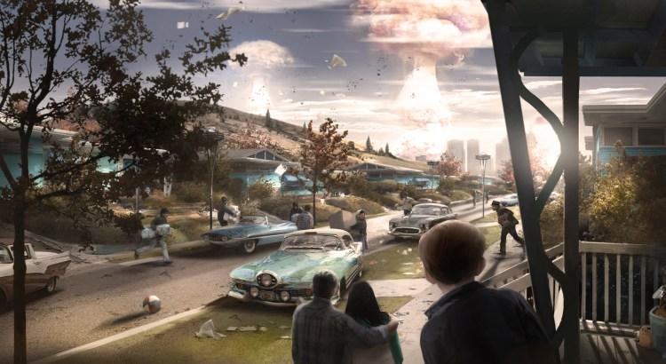 Fallout 4 concept art #1