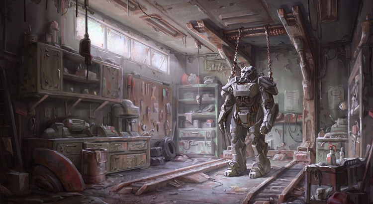 Fallout 4 concept art #3