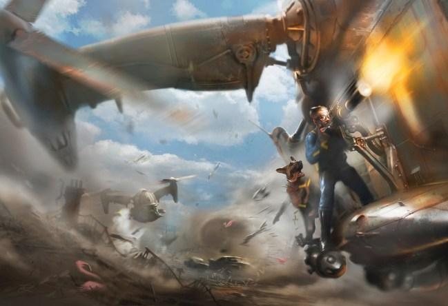 Fallout 4 concept art #4