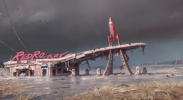 Fallout 4 concept art #5