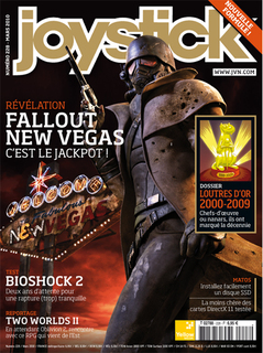 New Vegas joystick