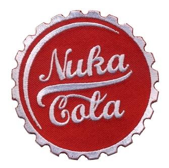 Naszywka Nuka Cola