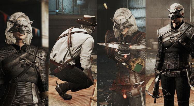 Geralt's Prologue Gears