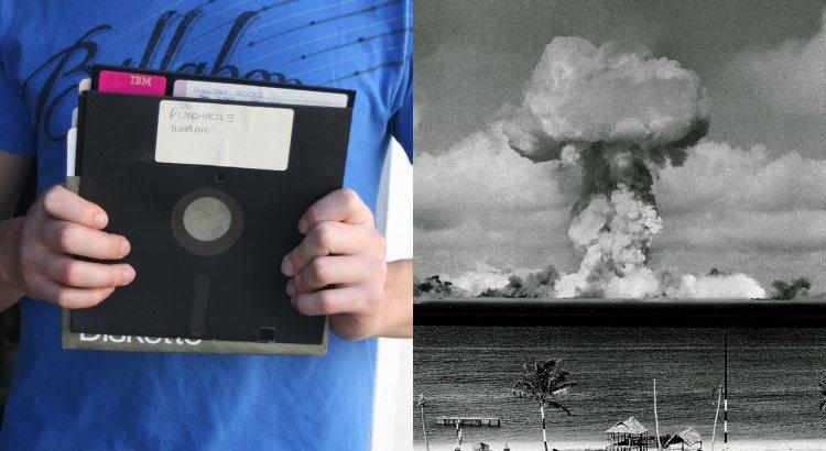 Antyczny arsenał atomowy