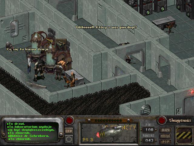 Fallout 2 - zrzut ekranu #11