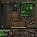 Fallout 2 - sloty na broń