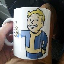 Falloutowy kubek #1