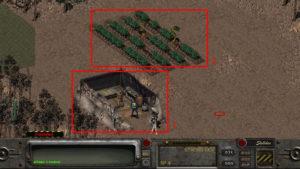 Fallout 2 - namiot Hakunina