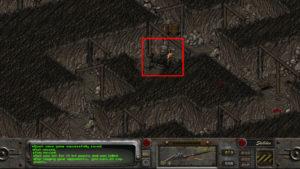 Fallout 2 - zejście na drugi poziom