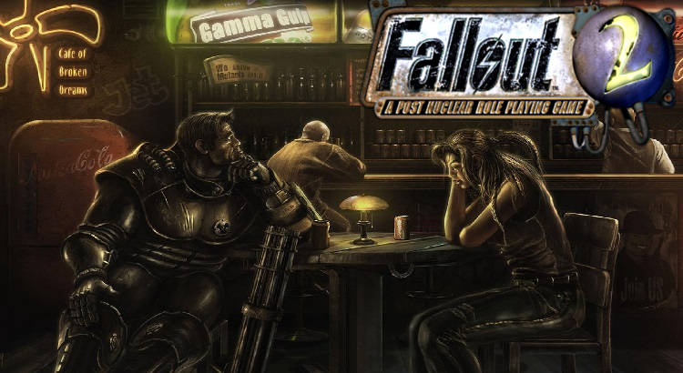 Moderator przedstawia - Fallout 2 [cz  1] – Fallout Corner