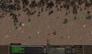 Fallout 1.5 - Poza jaskinią