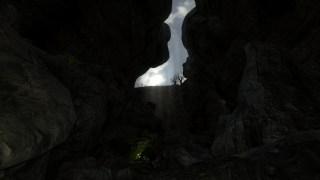 Przez kaniony...