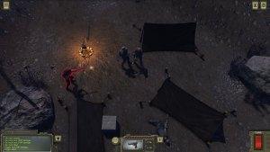 Atom RPG - walka