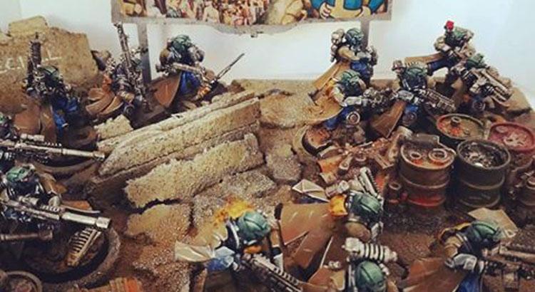 Fallout - Warhammer 40 000