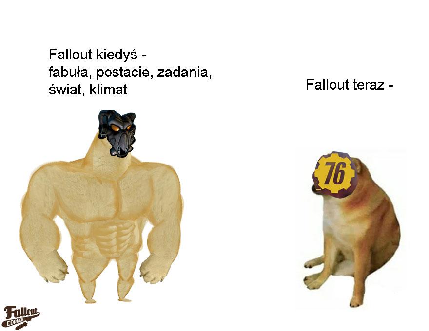 Fallout Doge meme