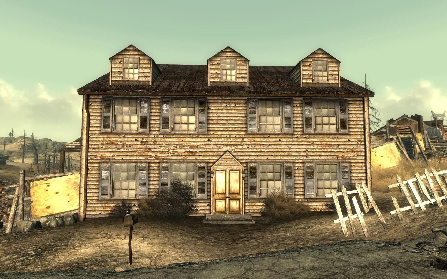 Zane house  The Vault Fallout wiki  Fallout 4 Fallout