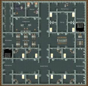 Maxson Bunker design document1  The Vault Fallout wiki
