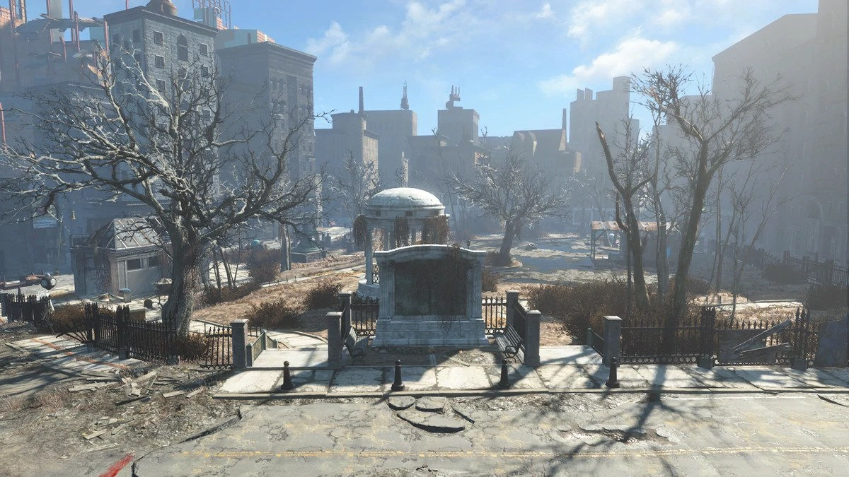 Fall Out New Vegas Wallpaper Boston Common The Vault Fallout Wiki Fallout 4
