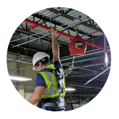 Fall Protection Solutions: Horizontal Cable System