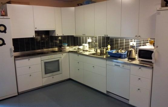 Arne L Fallrø Storkjøkken AS har levert storkjøkkenutstyr til Vinje Transport Voll Studentby
