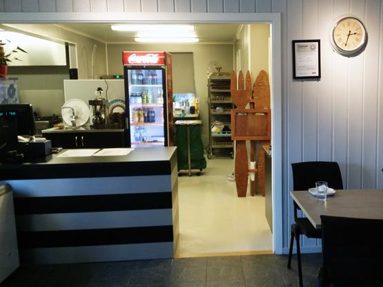 Arne L Fallrø Storkjøkken AS har levert storkjøkkenutstyr til Tufta Kro