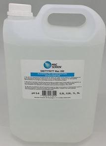 Mac 200 Smittfritt-5l-desinfeksjon- overflatedesinfeksjon-Macserien