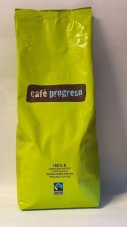 Cafe Progreso finmalt Fairtrade